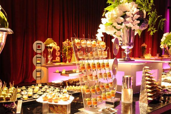 Decoration de plats pour buffet froid decorating ideas - Idee deco buffet mariage ...