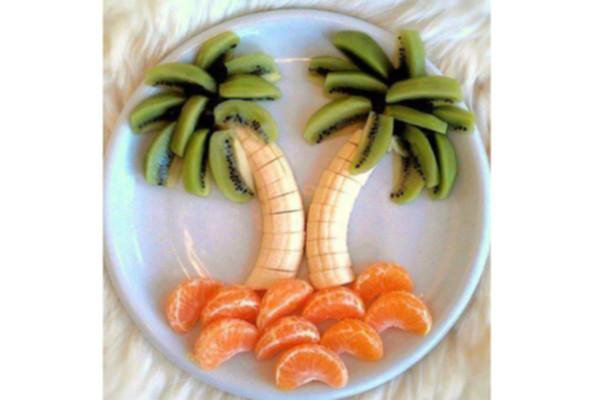5 Ides Originales Pour Faire Manger Des Fruits Aux