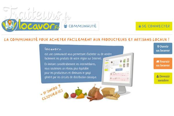 Locavor, une communauté pour consommer local