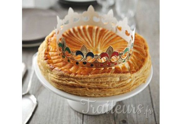 Cuisiner votre propre galette des rois