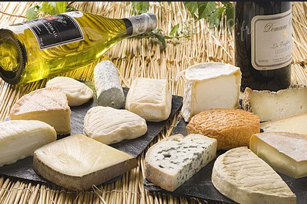 Faites place au fromage pour votre réception