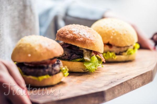 Comment réaliser son hamburger maison ?