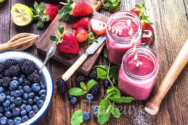 Des boissons gourmandes et fraîches pour l'été