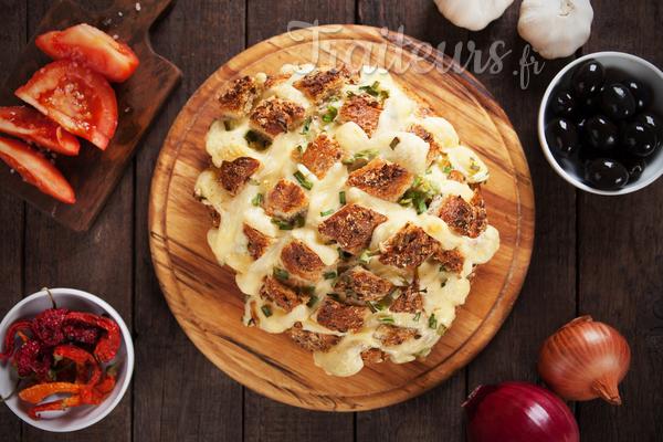 Découvrez nos meilleures recettes de pains farcis