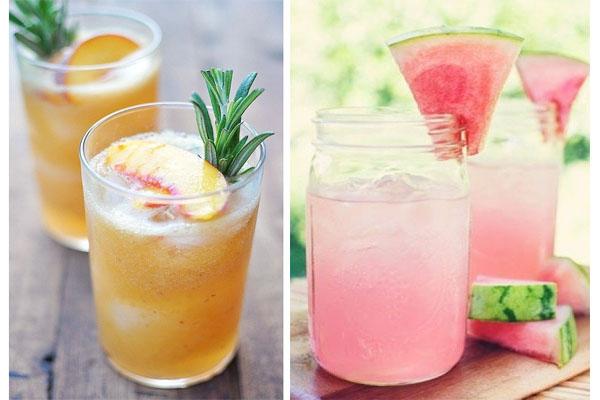 Garder la ligne avec des jus frais - Conservation jus de fruit frais ...