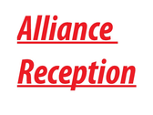 Alliance Reception
