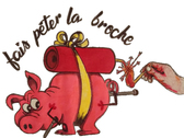 FAIS PETER LA BROCHE