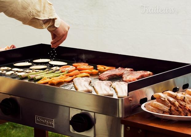 Cuisiner a la plancha electrique plancha electrique - La cuisine a la plancha ...