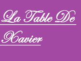 La Table De Xavier