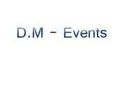 D.M - Events