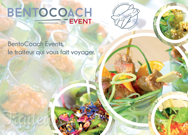 BentoCoach Events Traiteur