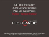 LA TABLE PIERRADE