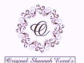 Original Shannah Event's
