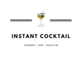 Instant Cocktail