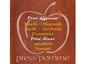 Logo Press'pomme